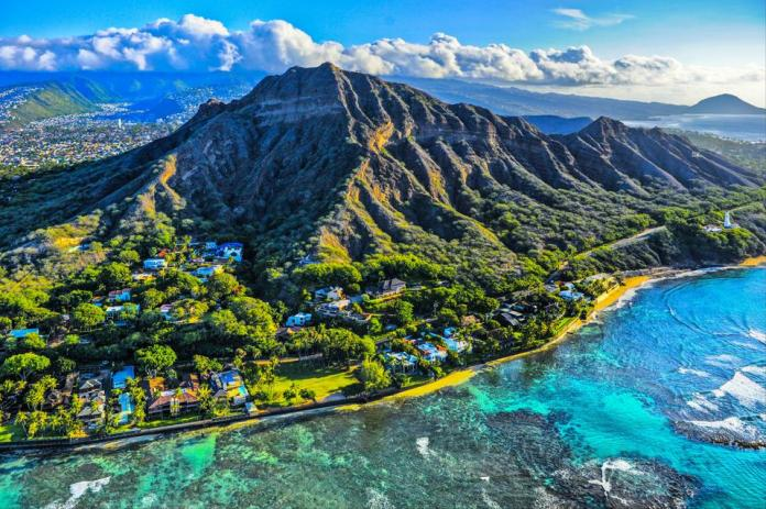 Diamond Head Crater,Honolulu, HI