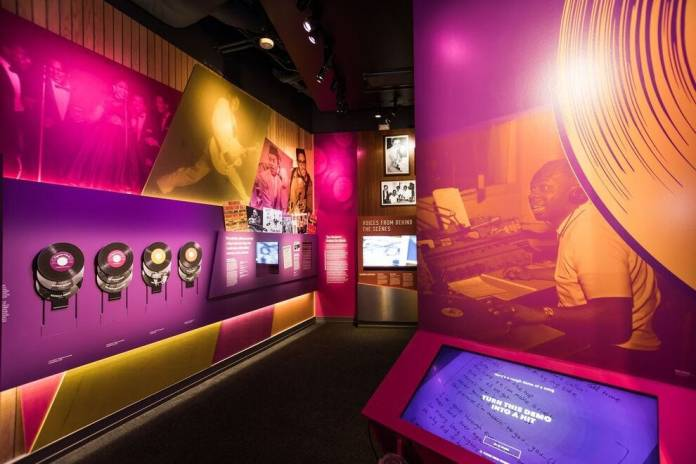These top museums celebrate music, movies and the people who make them
