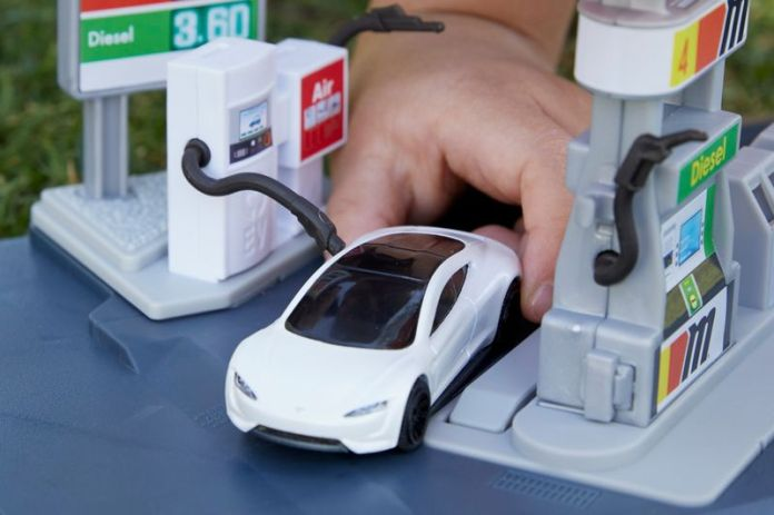 Toy cars get eco makeover to inspire children