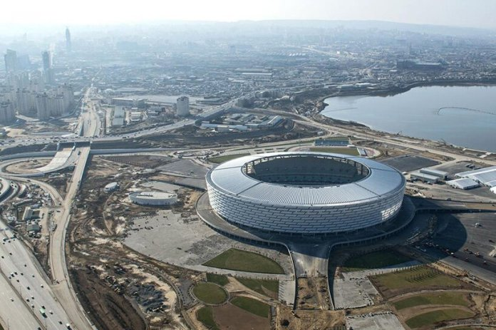 euro 2020: stadiums by herzog & de meuron, foster + partners, and more to host tournament