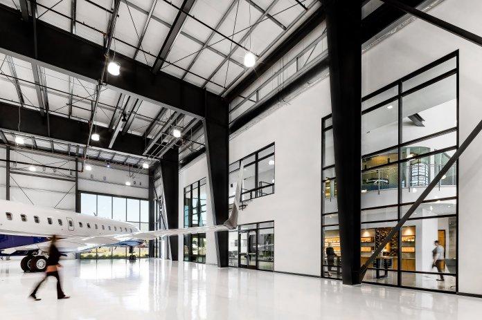 ACI Jet Hangar and Office