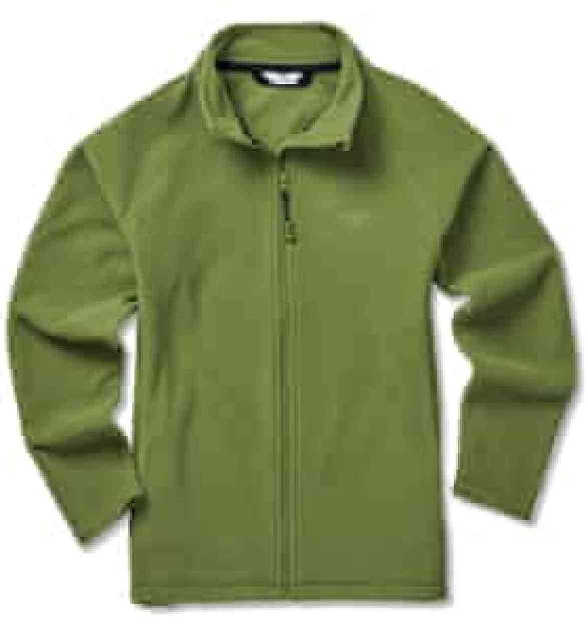 Cotton Traders Recycled Microfleece.