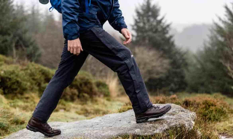 Berghaus waterproof trousers