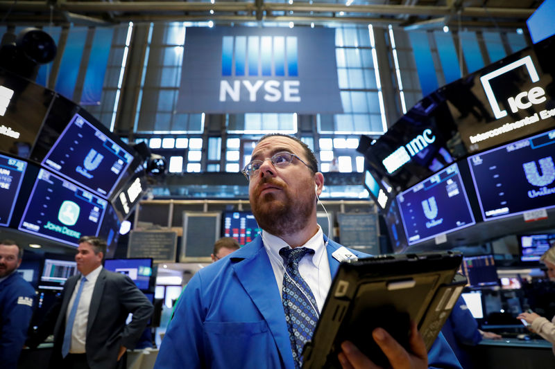 S&P 500 Notches Record as Investors Eye Big Tech Earnings
