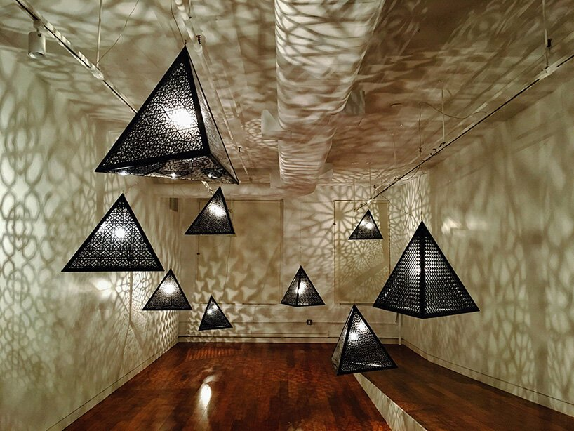 anila quayyum agha on how life experience led to an impassioned artistic exploration of light