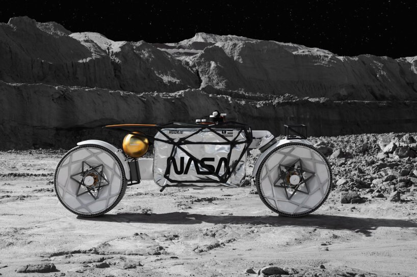 tardigrade: hookie brings world's first NASA motorcycle concept to life