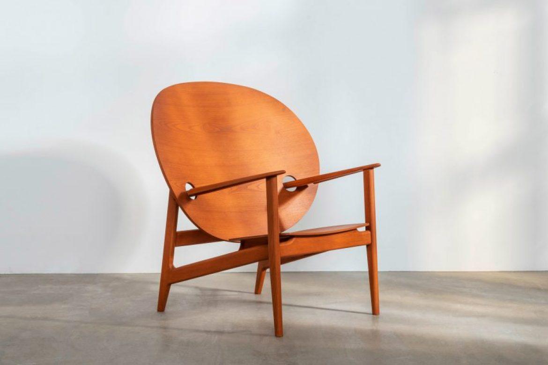 Mac Collins' Iklwa chair