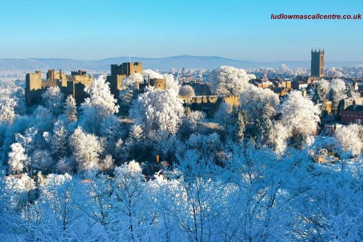 accommodation in ludlow shropshire