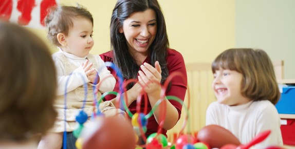 How to open a new licensed child care center