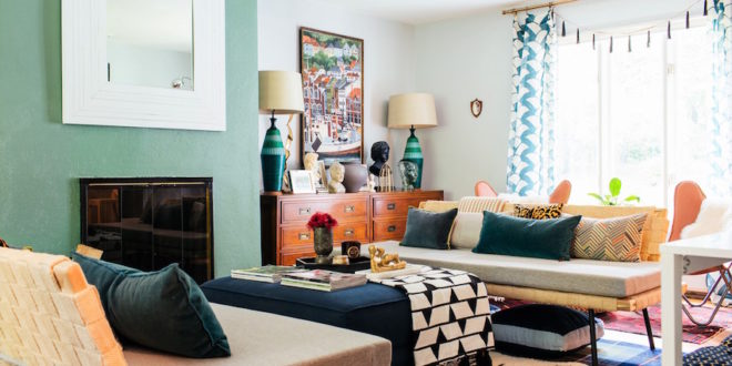 4 Tips to Decorate the Bedroom in Eclectic Style | Business ...