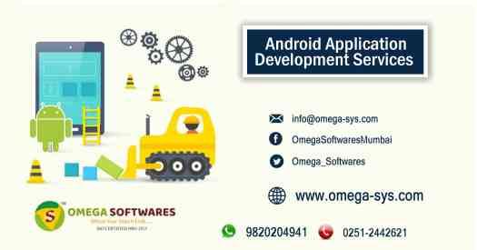 Android App Development Company Mumbai