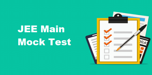 Mock test for JEE main