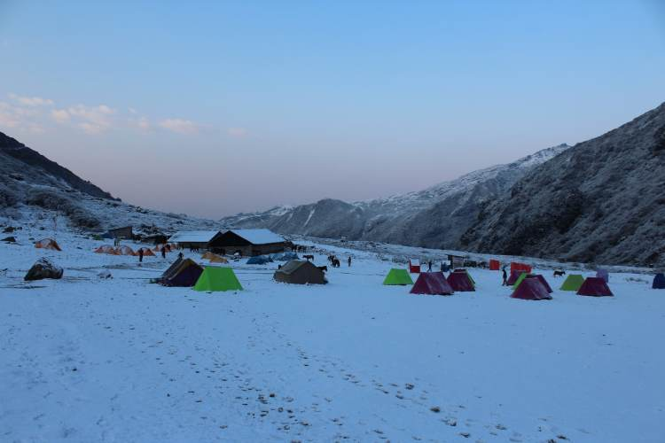 Sikkim- famous holiday destination in India