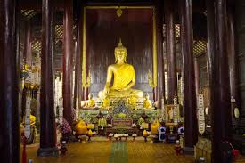 Thailand is traditionally a Buddhist society