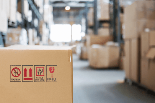 Cardboard boxes industry