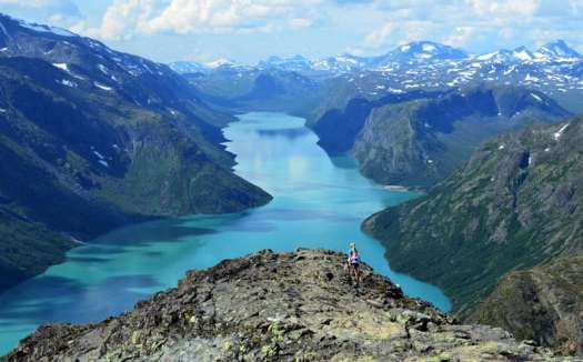 Jotunheimen Mountains – Norway