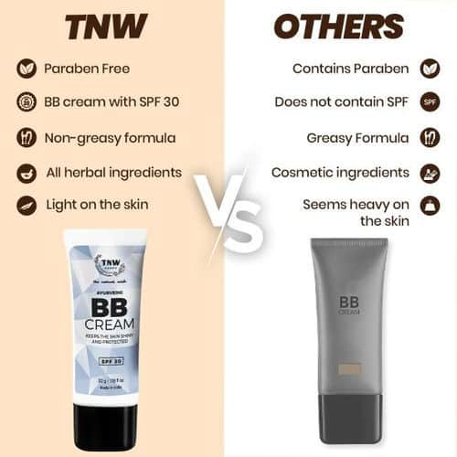 TNW BB cream cf3d331f