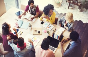 Word-of-Mouth Recruiting Increases Workplace Diversity