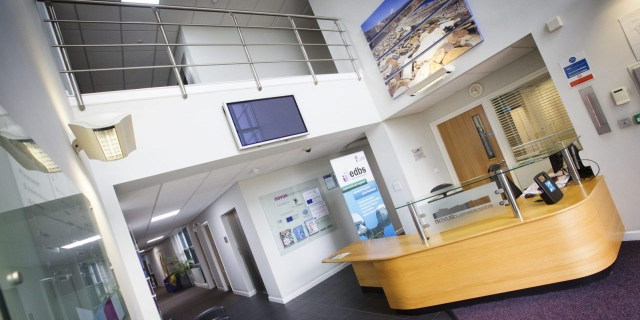 Smart move to Peterlee offices for CAD company