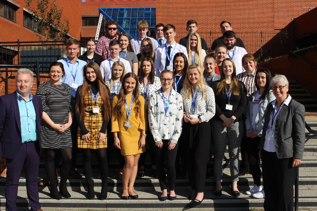 Hartlepool Council welcomes intake of new apprentices