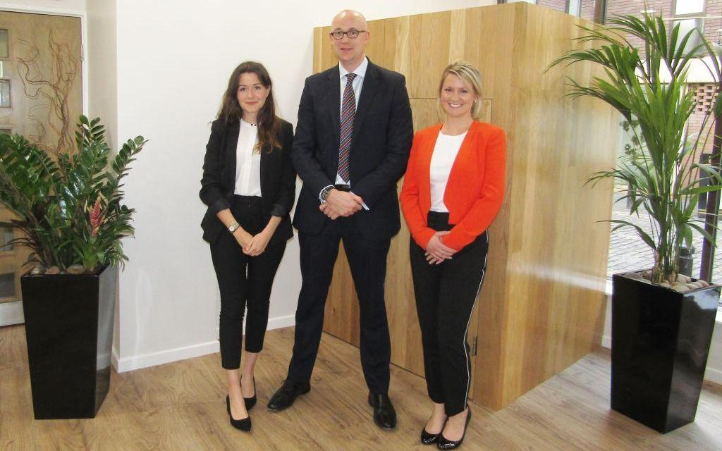 Newcastle law firm recruits to meet growing client demand