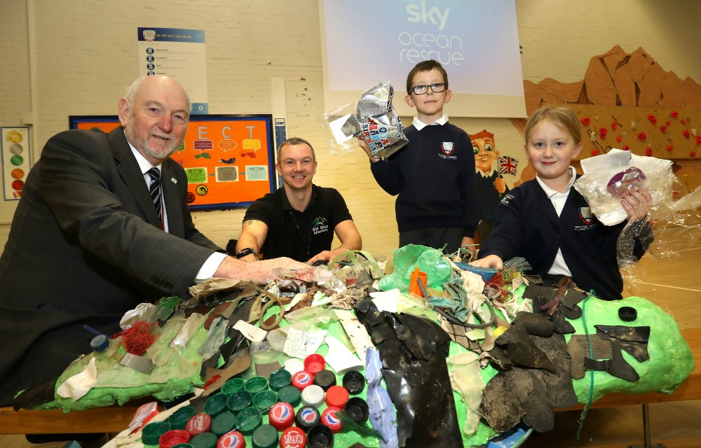 Northumberland primary school launches ambitious new eco mission
