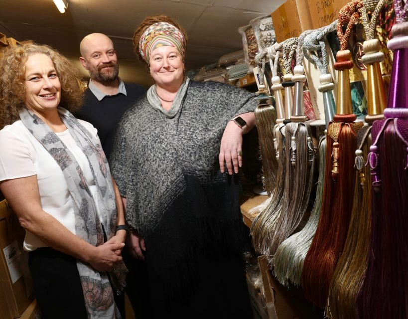 Interior design business Troynorth sews up growth with £30,000 investment