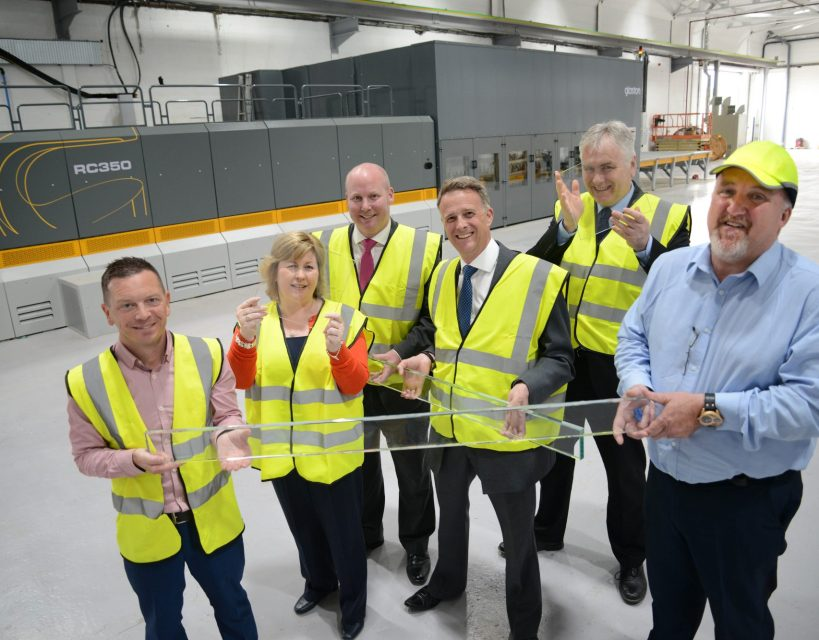 Glass manufacturer targets growth with £1.3m investment from Lloyds Bank