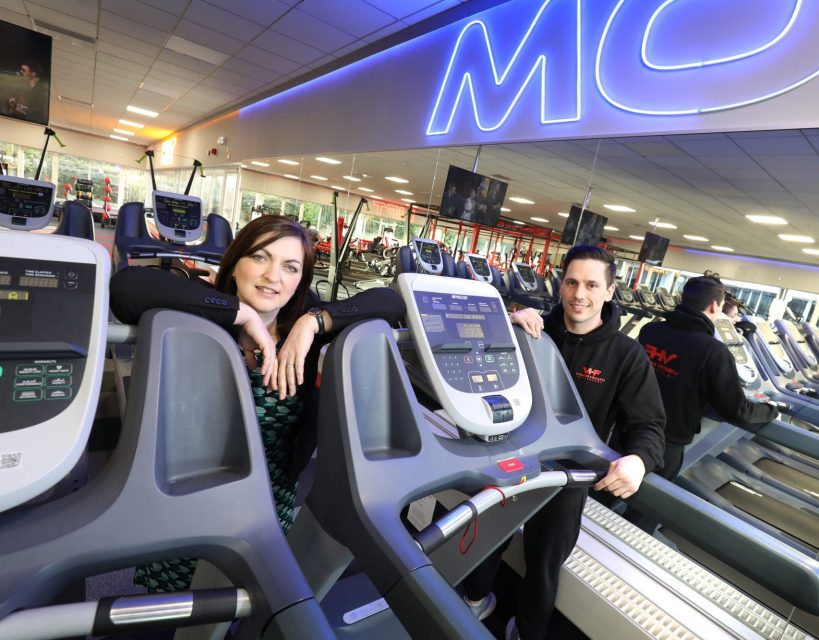 Fitness firm has a vision for growth as it opens £1.3m state of the art facility