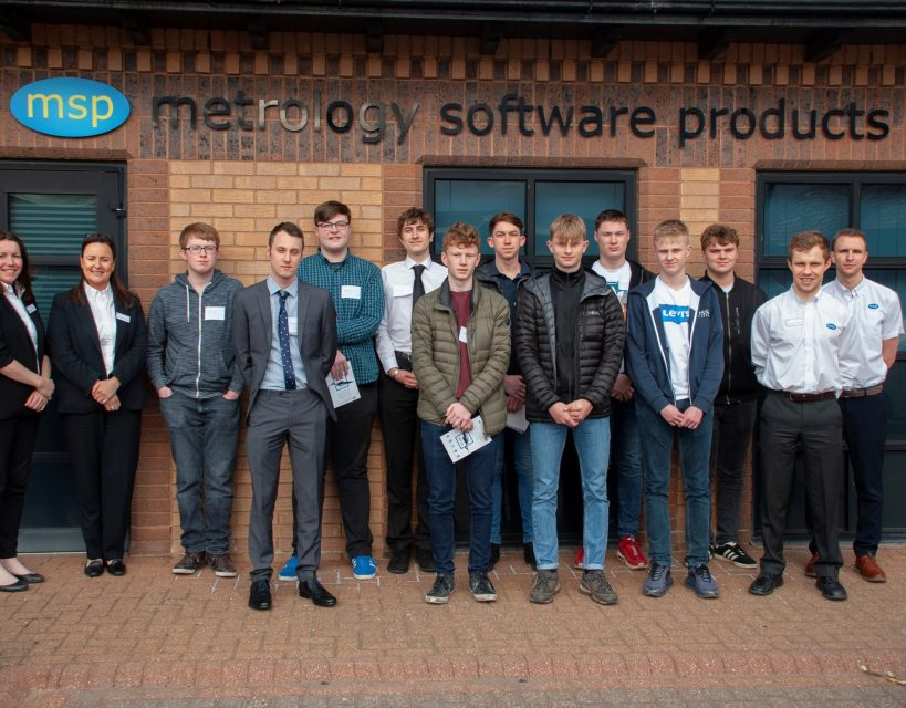 Innovative software company opens doors to inspire the next generation of engineers