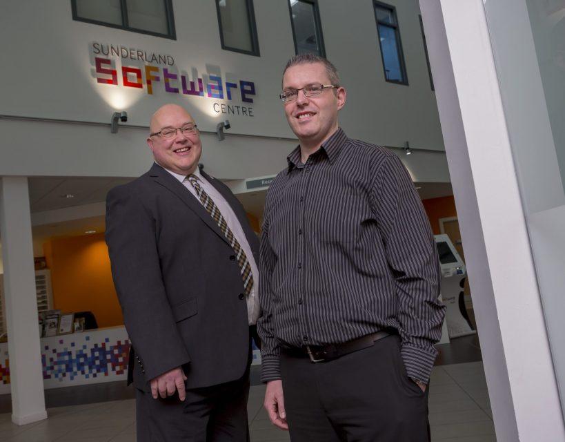 Sunderland tech entrepreneur has the recipe for success