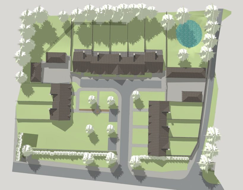 Innovative plans to house Northumberland's aging population unveiled