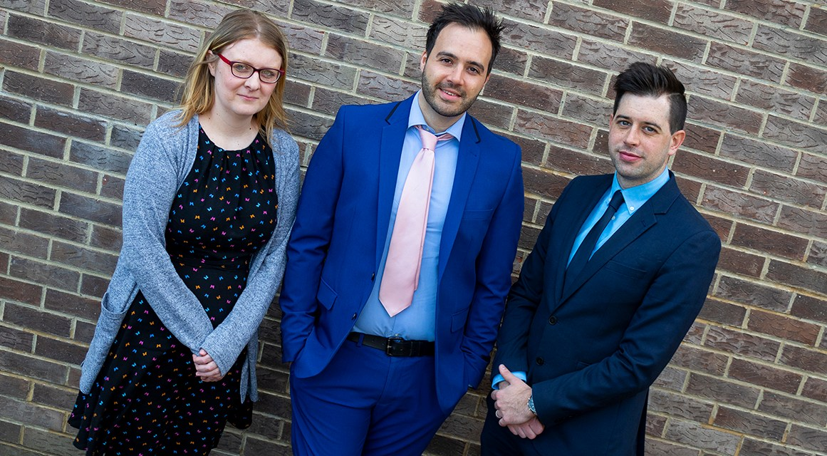 Senior appointments for expanding accountancy firm