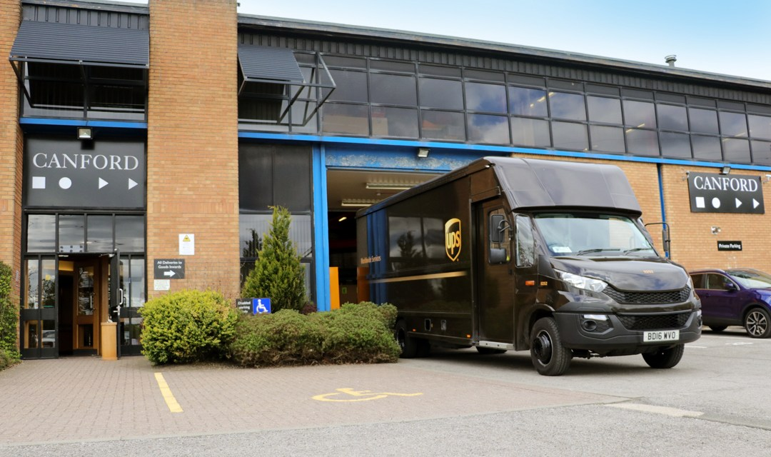 Audio equipment manufacturing company Canford sees profits increase