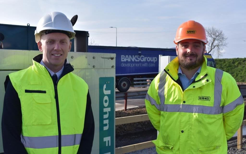 Banks Mining awards contracts worth £1.5m to local companies