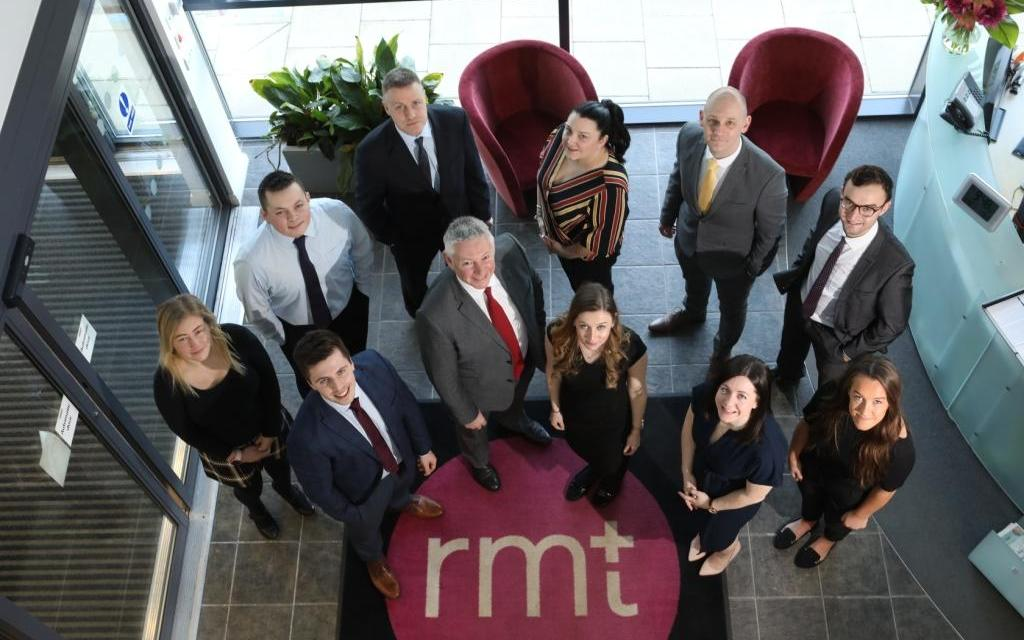 Ten new appointments for growing accountancy firm