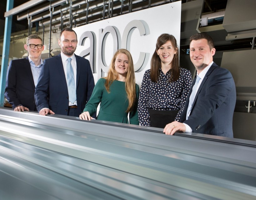 Duo complete MBO to stimulate growth at Gateshead-based powder coating company
