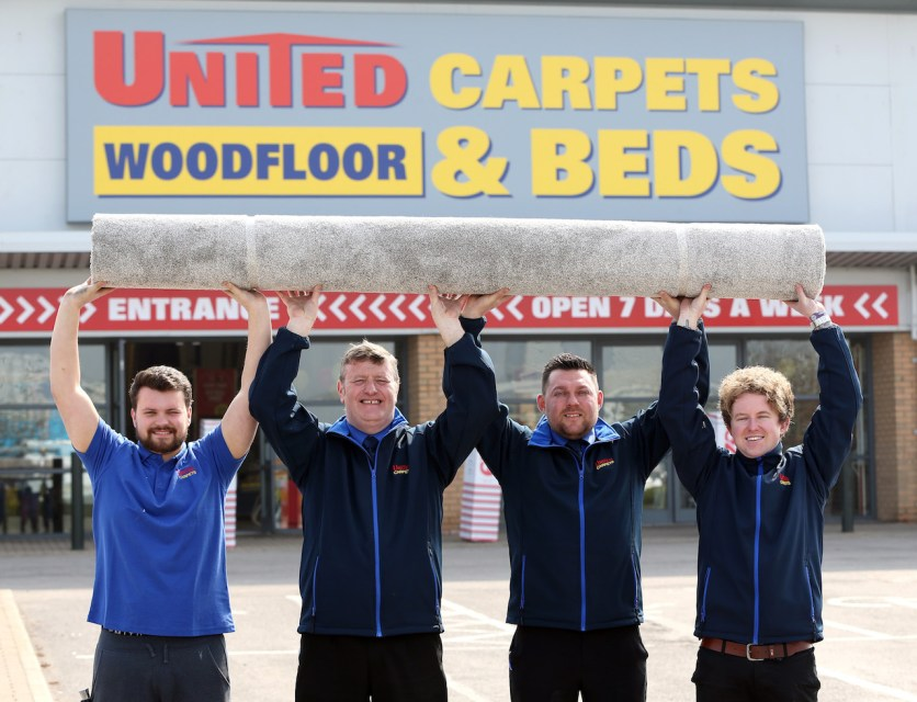 New jobs as national carpet and flooring retailer opens first North East store
