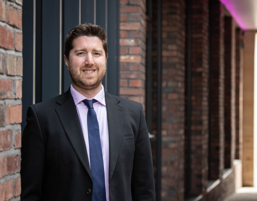 Hartlepool man to head up new planning firm