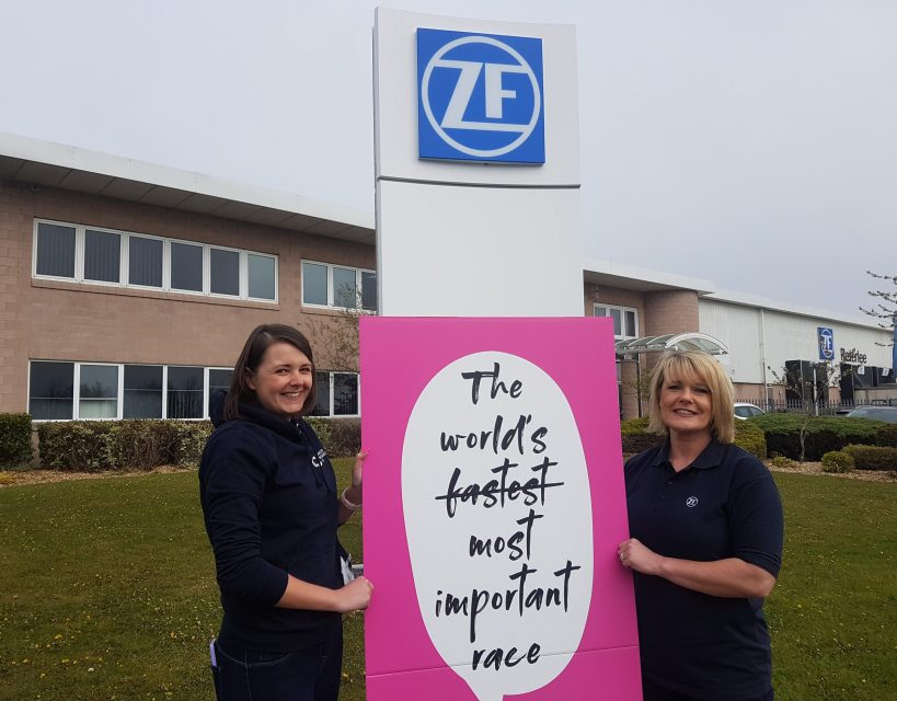 Automotive manufacturer partners with CRUK after losing several employees to cancer