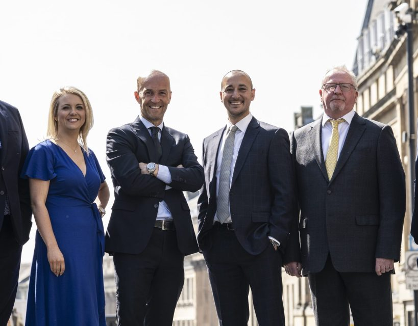 Year of success for property firm as turnover exceeds £3.5m