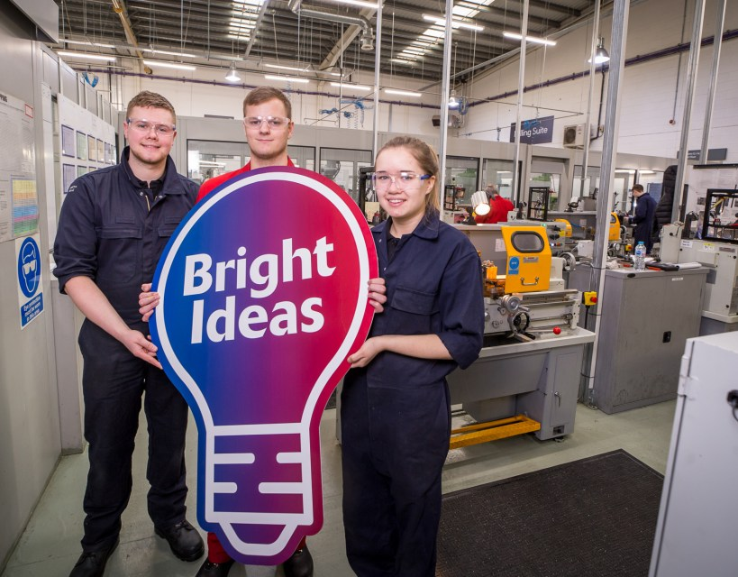 40 groups receive funding boost thanks to manufacturing company's STEM fund