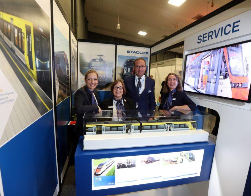 Stadler and Hitachi make shortlist for new Tyne and Wear Metro train fleet