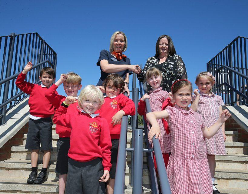 Wynyard school receives £300 funding boost from housebuilder