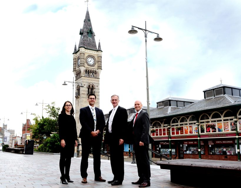Growing law firm looks to the future with two new partner appointments