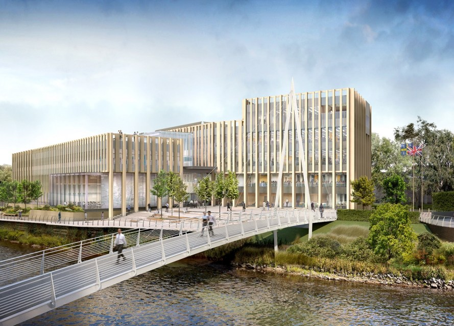 New council headquarters will pave the way for multi-million pound business district