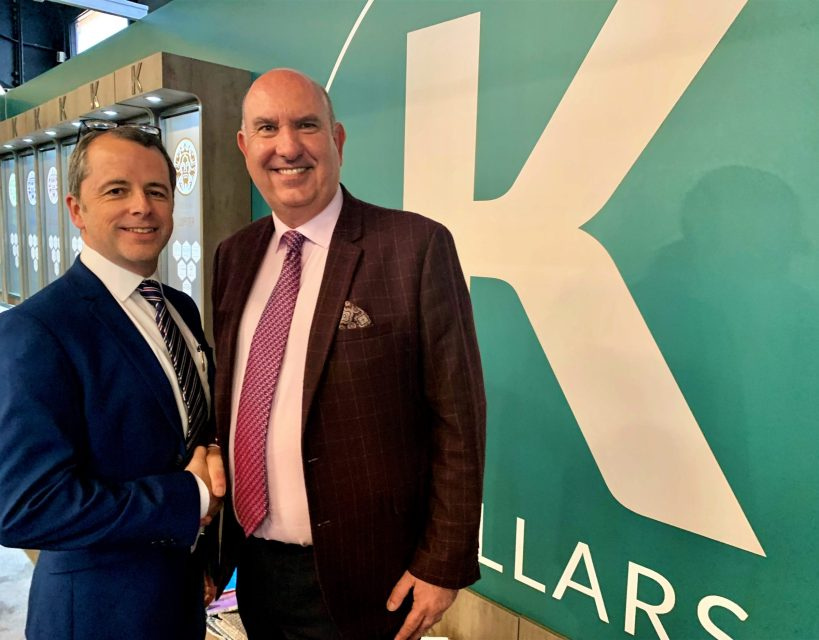 Merger will enable flooring wholesale company to continue to expand