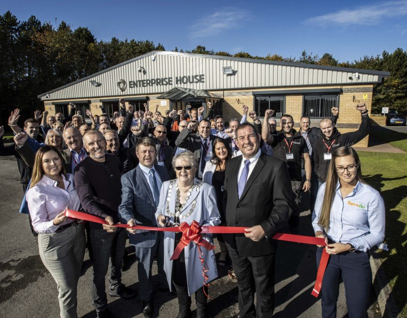 Business centre for new and growing SMEs officially opens