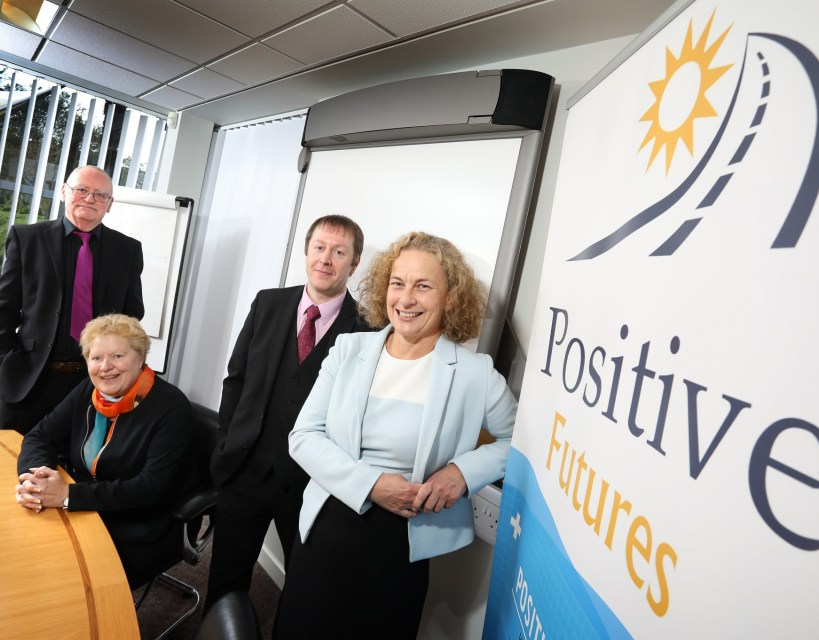 Peterlee training company plans for a positive future with six-figure investment