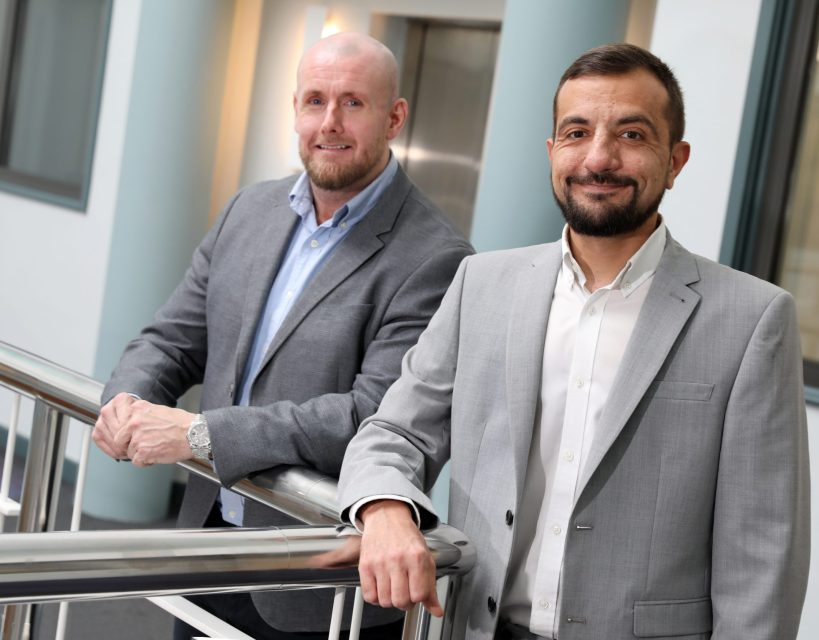 Recruitment consultant lands his dream job as he becomes his own boss